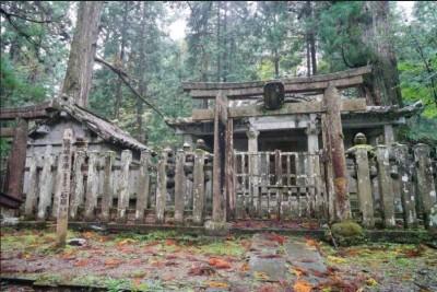 結城秀康のお墓